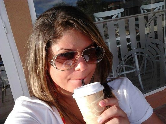 Cap Cana Oasis : Caffeina Coffee House