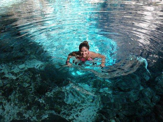 Cap Cana Oasis: El hoyo Azul