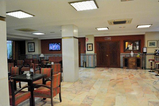 Hotel Alixares: ホテルのロビー
