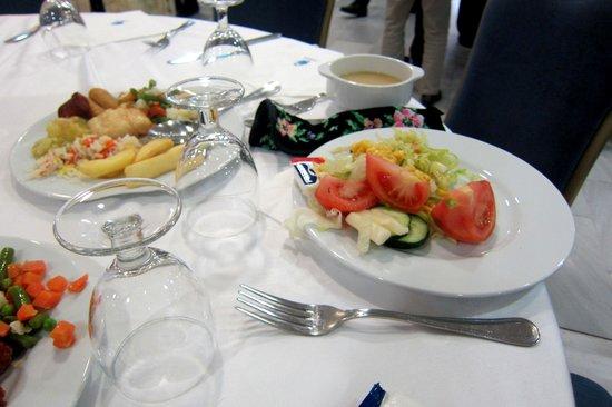 Hotel Alixares: ホテルの夕食