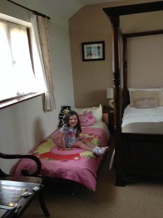 Packridge Bed and Breakfast: Taylors bed