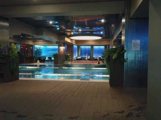 RIN Grand Hotel: pool