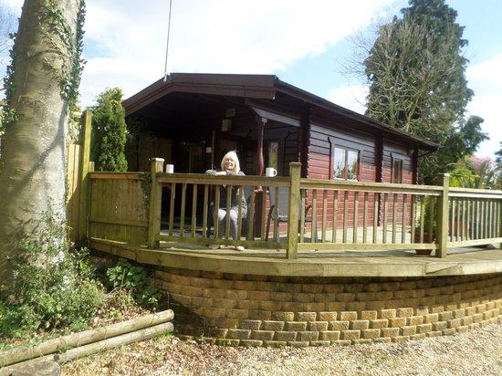 Cypress Log Cabins: log cabin
