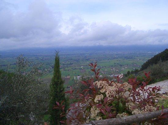 Agriturismo il Bastione: Veduta dall'Agriturismo