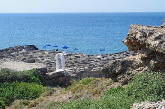 splendido panorama di Nikolas Beach