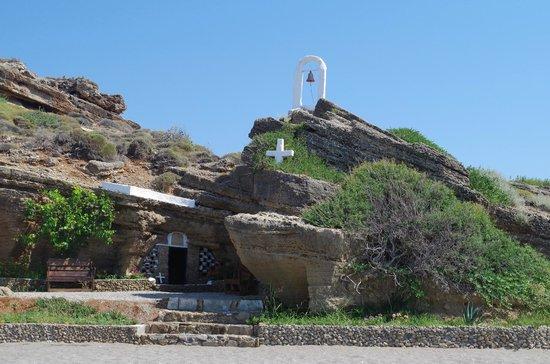 Nikolas Beach : la campana della cappelletta