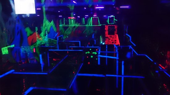 Arnnie's Laserforce