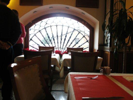 Hotel Giolli Nazionale: Sala colazione