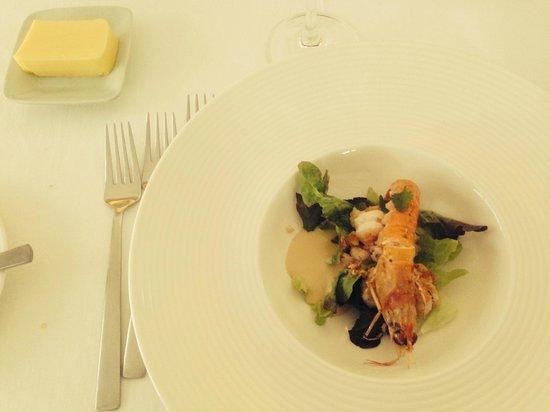 Casa Arte: Viergangen diner gekookt door Freek