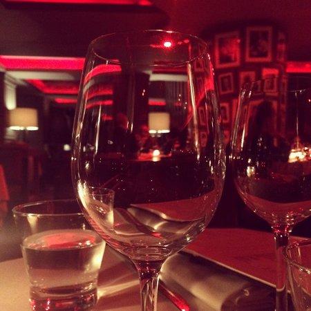 Le Cabestan - Ocean View : Fine wine