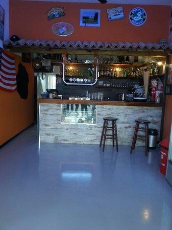 Route 66 Snack Biker's Bar