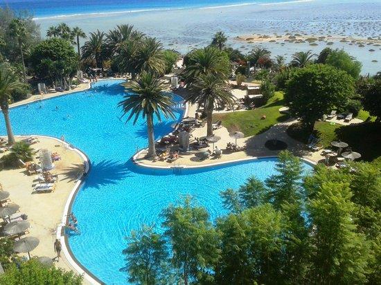 Melia Gorriones Fuerteventura: Main Pool