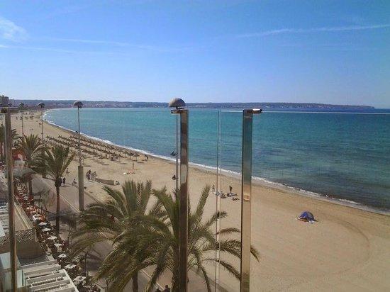 Hotel Playa: Utsikt fra rommet