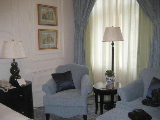 Four Seasons Hotel Prague: raffinement et confort