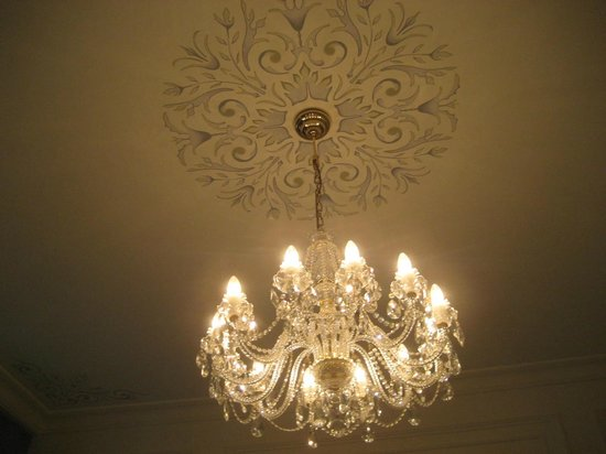 Four Seasons Hotel Prague: le raffinement jusqu'au plafond