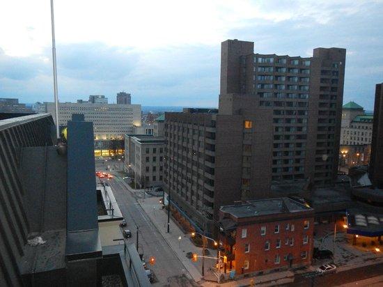 Albert at Bay Suite Hotel: La vue du toit