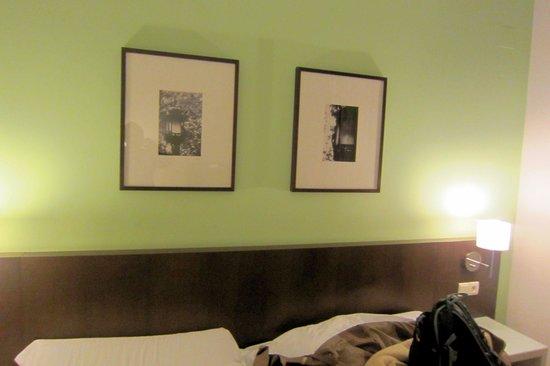 Vértice Sevilla: ホテルの部屋