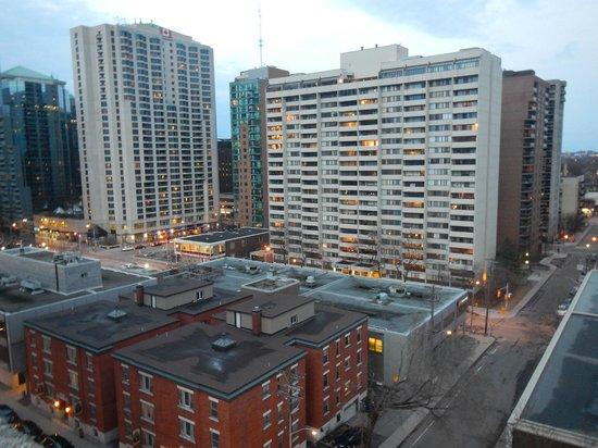 Albert at Bay Suite Hotel: La vue sur le toit