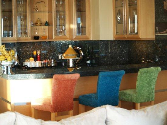 Atlanticview Cape Town Boutique Hotel : Salle à manger