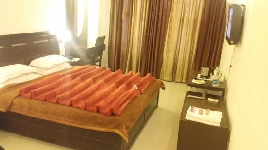 Hotel Hong Kong Inn: our room