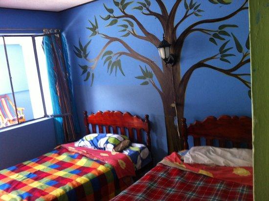 Hostal Transilvania: Room