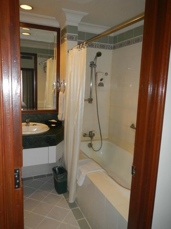 Ambassador Row Hotel Suites by Lanson Place: bathroom 2