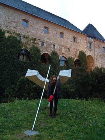 Ljubljana Castle: castillo