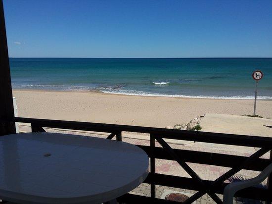 Camping La Masía: vistas al mar (2)