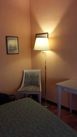 Hotel Bernardino: camera 132 dettaglio