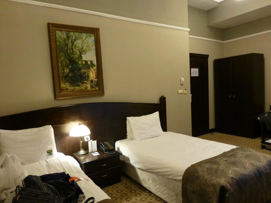 Legacy Ottoman Hotel: 部屋