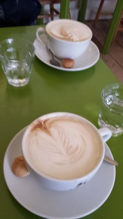Hooi: Cappuccino