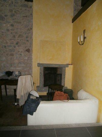 Hotel Castello Di Casiglio: camera da letto