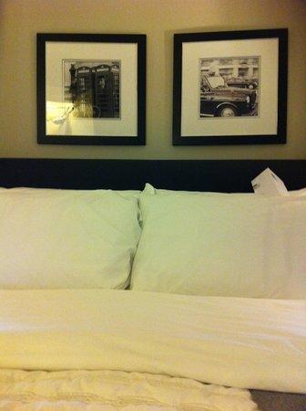 Le Meridien Piccadilly : Le lit douillet