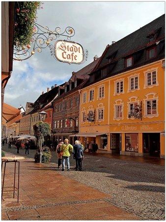 Altstadt von Fuessen: Isola pedonale