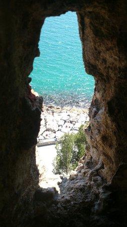 Castello di San Terenzo: Baluardo