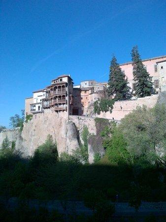 Parador de Cuenca : vista dal Parador