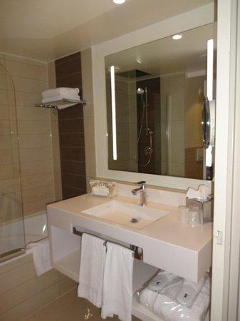Pullman Paris Centre - Bercy : バスルーム