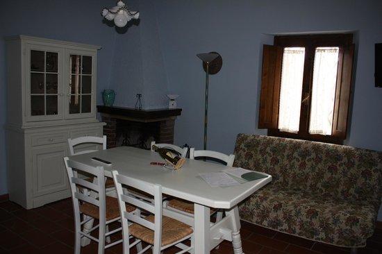 Castellare di Tonda Resort & Spa: salotto