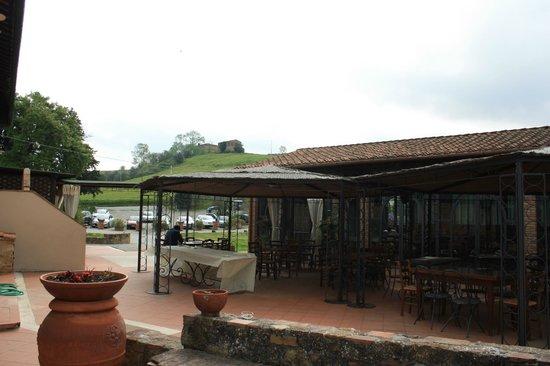 Castellare di Tonda Resort & Spa: ristorante