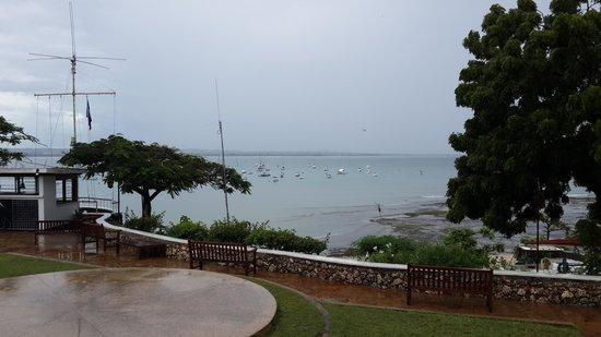 New Africa Hotel: beach