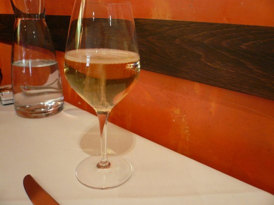 Bistrot le 7: Champagne