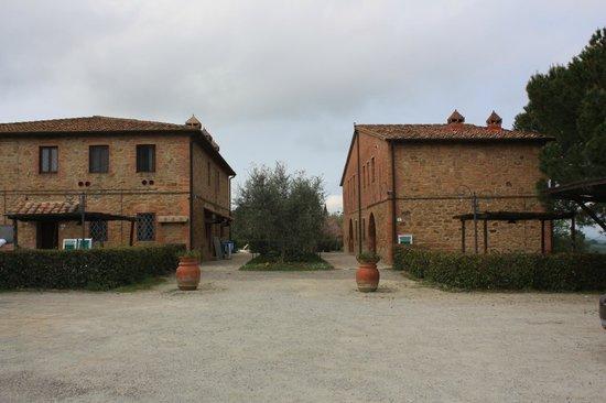 Castellare di Tonda Resort & Spa: villini del casolare