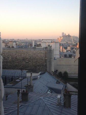 Hôtel Joyce - Astotel : View from th window