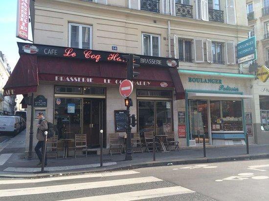 Hôtel Joyce - Astotel : My fav bakery (on the right side)