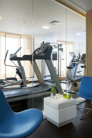 NH Berlin Mitte: Gym