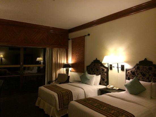 Nexus Resort & Spa Karambunai : Bedroom