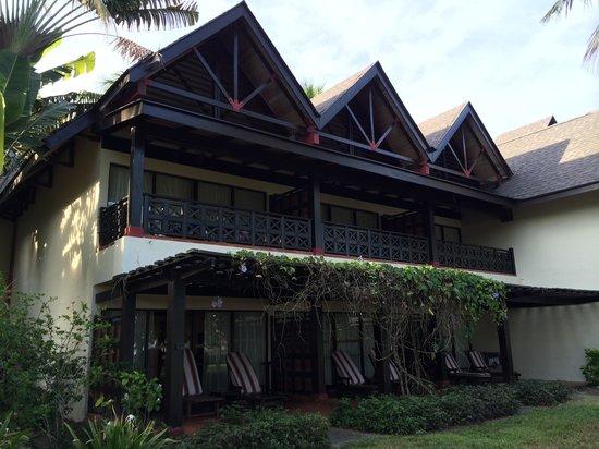 Nexus Resort & Spa Karambunai : Borneo Wing