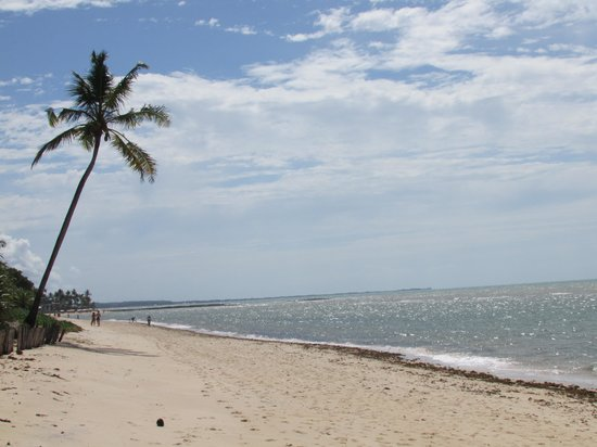 Arraial D'Ajuda Eco Resort: Praia do Apaga Fogo