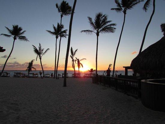 Punta Cana Princess All Suites Resort & Spa: Playa