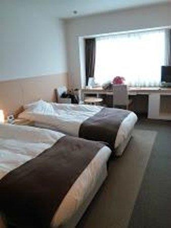 Spa Hotel Alpina Hidatakayama: ツインルーム